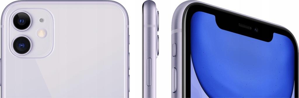 iPhone 11 64GB PURPLE z PL DYSTRYBUCJI W-wa 3050zł