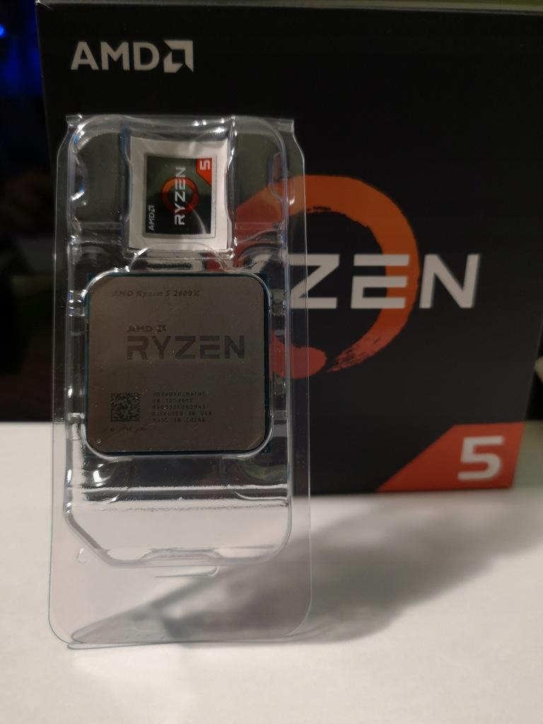 Procesor AMD Ryzen 2600X 3.6-4.2GHz 6C/12T AM4
