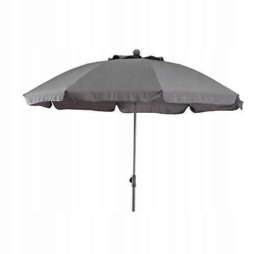 Parasol Ogrodowy Szary 200cm Siena Garden 8407483525 Oficjalne Archiwum Allegro