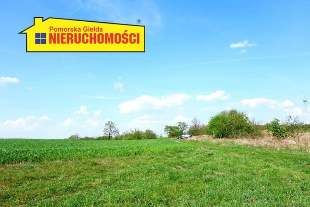 Działka, Stary Chwalim, Barwice (gm.), 61000 m²