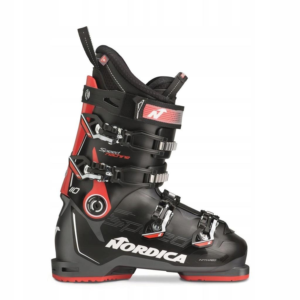 Buty narciarskie Nordica Speedmachine 110 Czarny 3