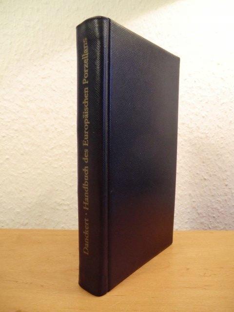SYGNATURY Handbuch des Europeischen Porzellan