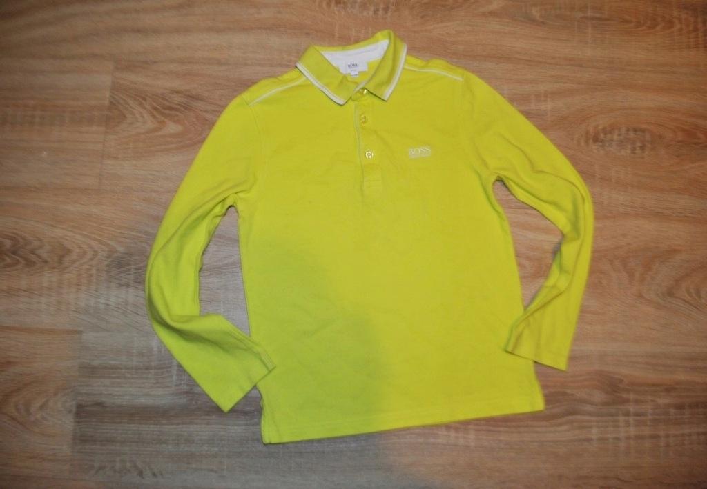 HUGO BOSS markowa bluzka LOGO 128