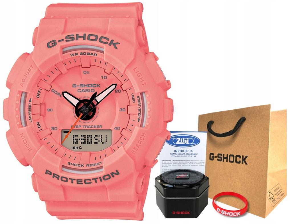 Zegarek Casio G-SHOCK GMA-S130VC-4AER