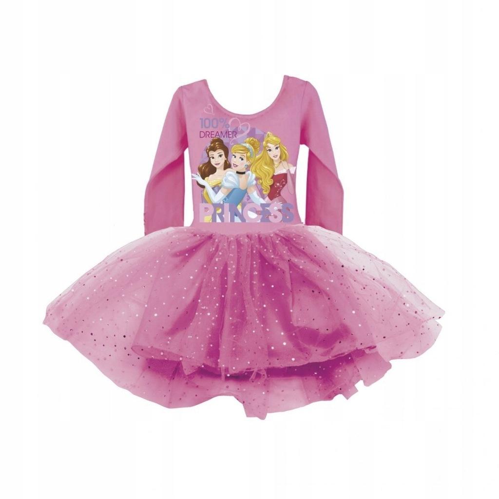 Sukienka z tiulem Księżniczki Disney : Rozmiar: -