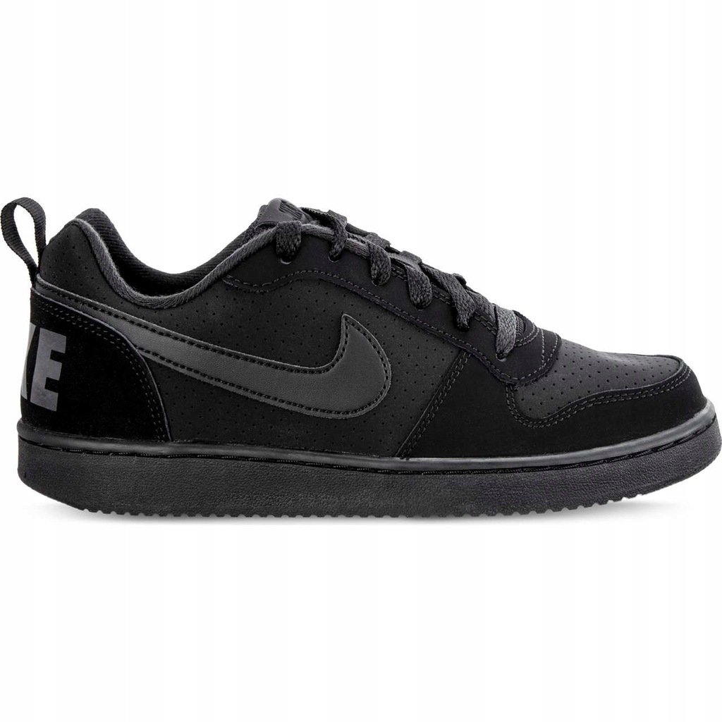 NIKE COURT BOROUGH LOW GS (37,5) Damskie Sneakersy