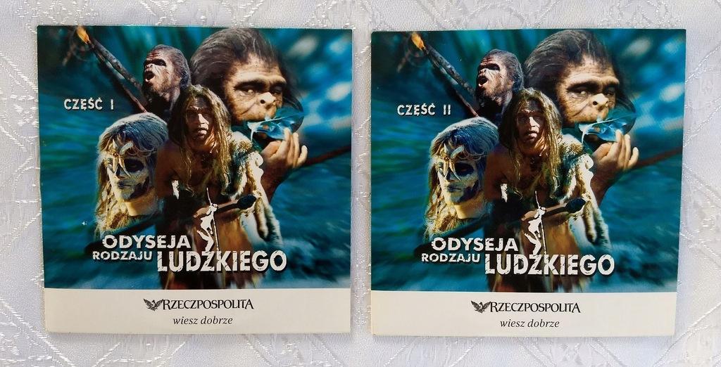 ODYSEJA RODZAJU LUDZKIEGO - 2 PŁYTY CD