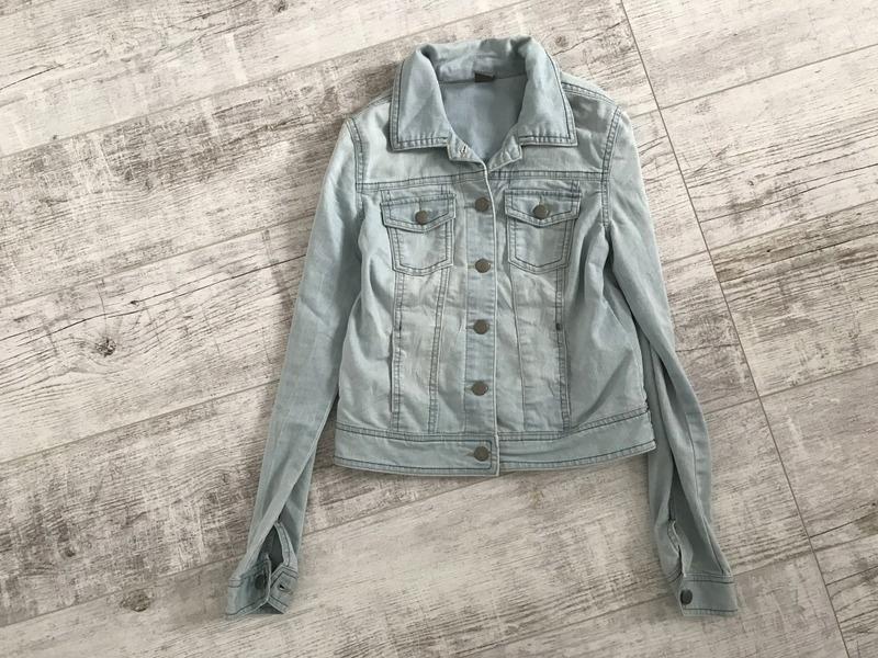 vero moda katana jeans kurtka 36 S