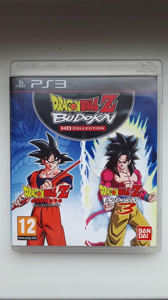 Dragon Ball Z Budokai Hd Collection Ps3 8754055497 Oficjalne Archiwum Allegro