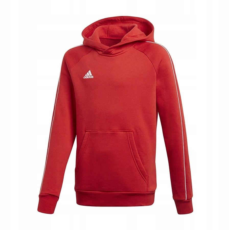Dziecięca bluza dresowa adidas Core 18 Hoody 140