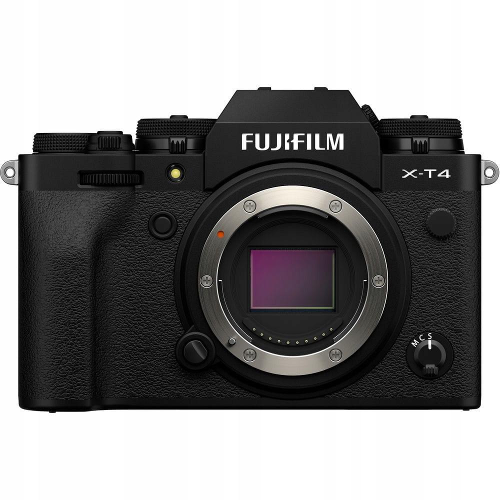 Aparat Fujifilm X-T4 (body) czarny- od ręki