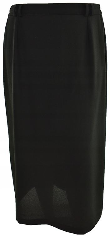eBE9050 czarna spódnica 48