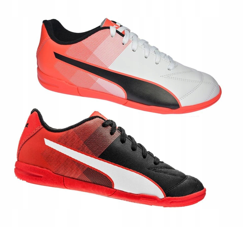 Puma Adreno II IT Jr halowe buty pi?karskie r 38,5