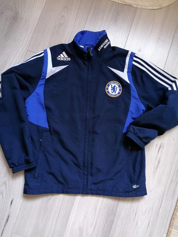 Adidas kurtka Chelsea Football club 164cm Idealna