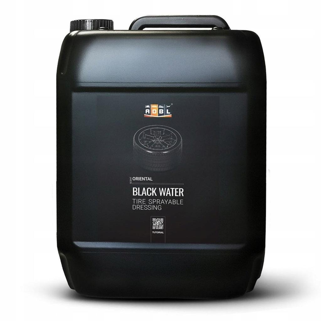 ADBL Black Water Dressing w sprayu do opon 5L
