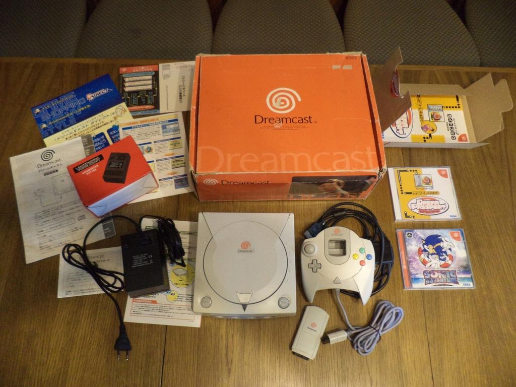 SEGA DREAMCAST NTSC JAPAN
