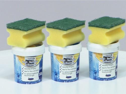 Pasta Czyszczaca Przypalenia Aqua Clean Mango Tv 7783295728 Oficjalne Archiwum Allegro