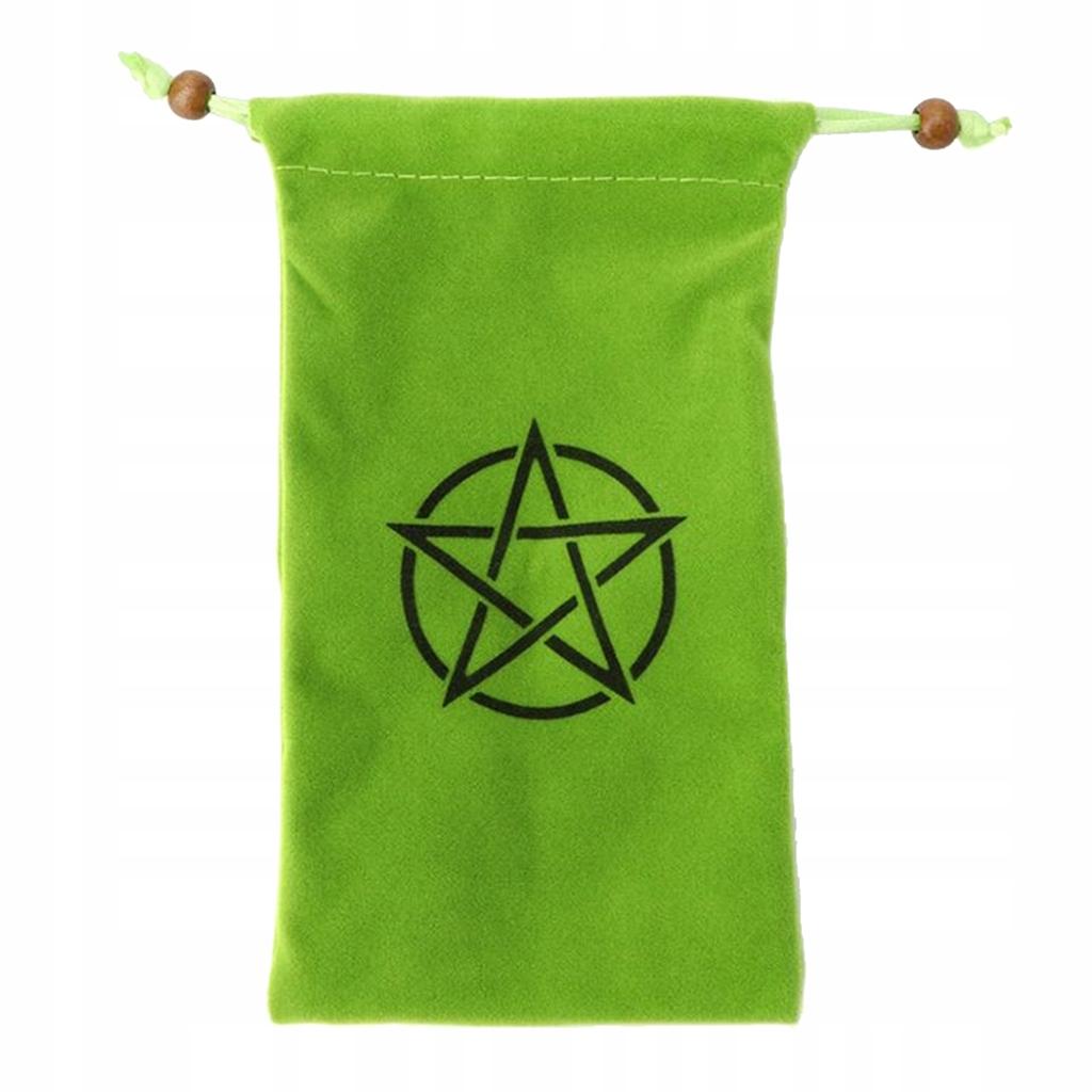 1 x torba Tarot - Proszę kliknąć na zielony