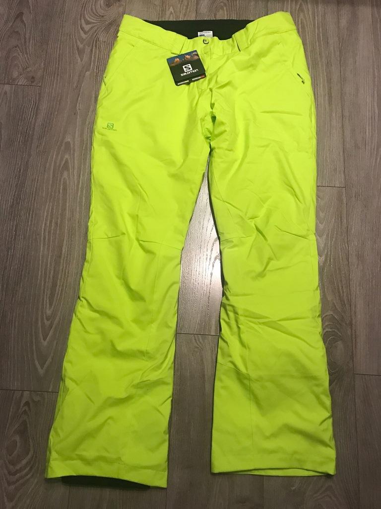 Spodnie narciarskie SALOMON Snowflirt Pant W