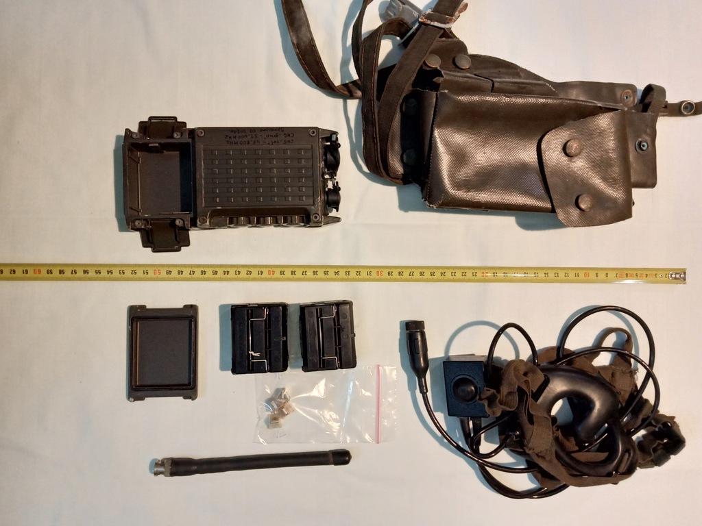 Sprawna radiostacja SEM-52A z Bundeswehry