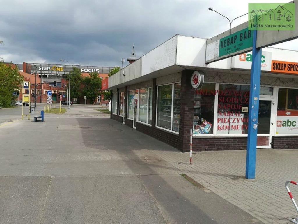 Komercyjne, Bydgoszcz, 35 m²