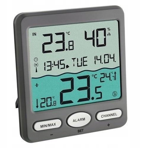 TFA termometr do monitorawania temperatury wody