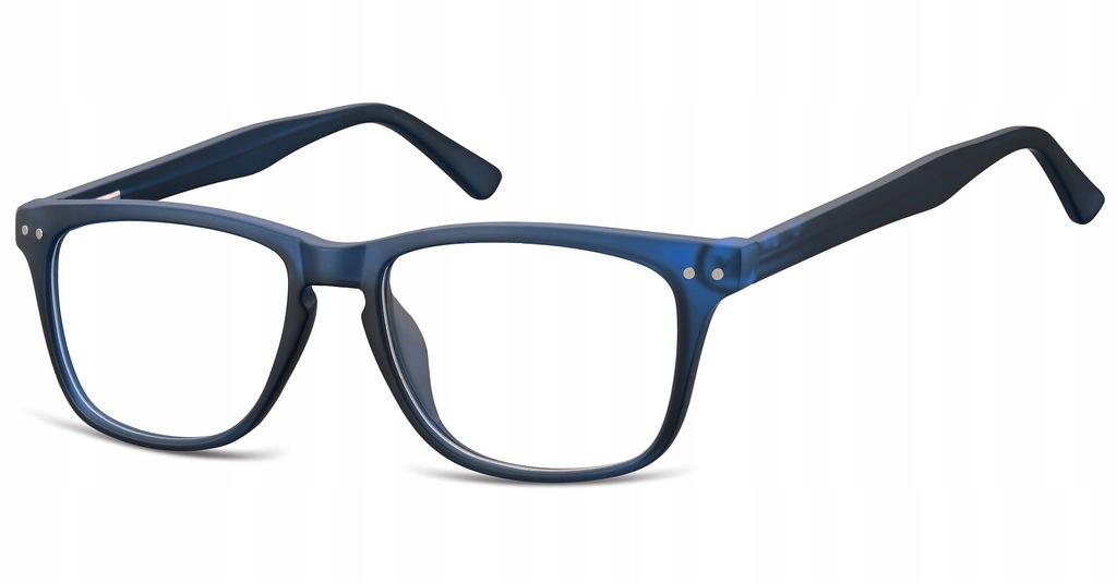 ZERÓWKI okulary OPRAWKI Nerdy Korekcyjne FLEX