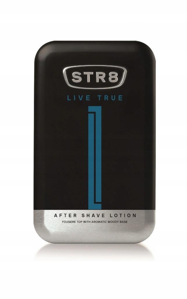 STR 8 Live True Płyn po goleniu 50ml