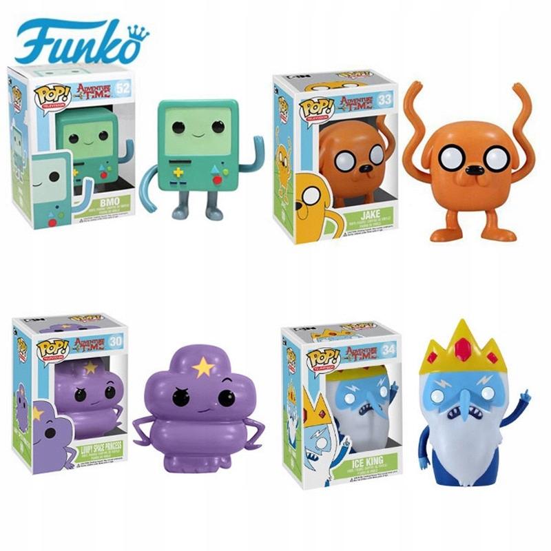 FUNKO POP Kids Favor Cartoon Adventure Time BMO