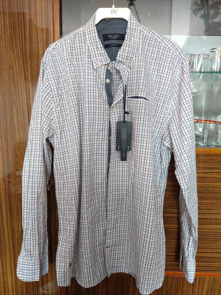 Koszula Carry Formal Slim Fit XXXL nowa z metką