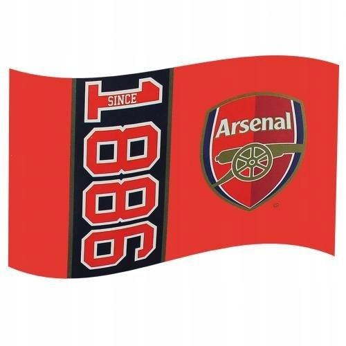 Flaga Kibica Arsenal Londyn SN Szybko!!