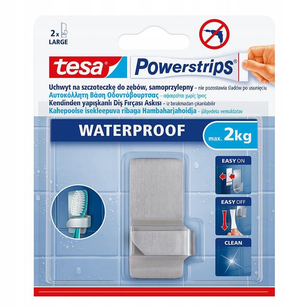 Haczyk samoprzylepny powerstrips waterproof 1szt.d