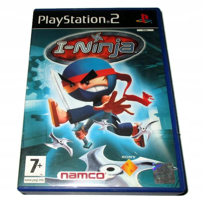 Gra Ps2 I Ninja I Ninja Playstation 2 7758200768 Oficjalne Archiwum Allegro