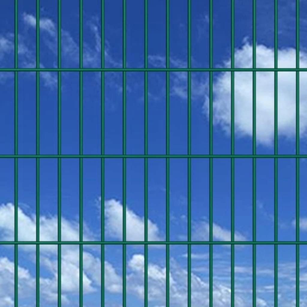stradeXL 2D Panele ogrodzeniowe 2008x1230 mm 22 m