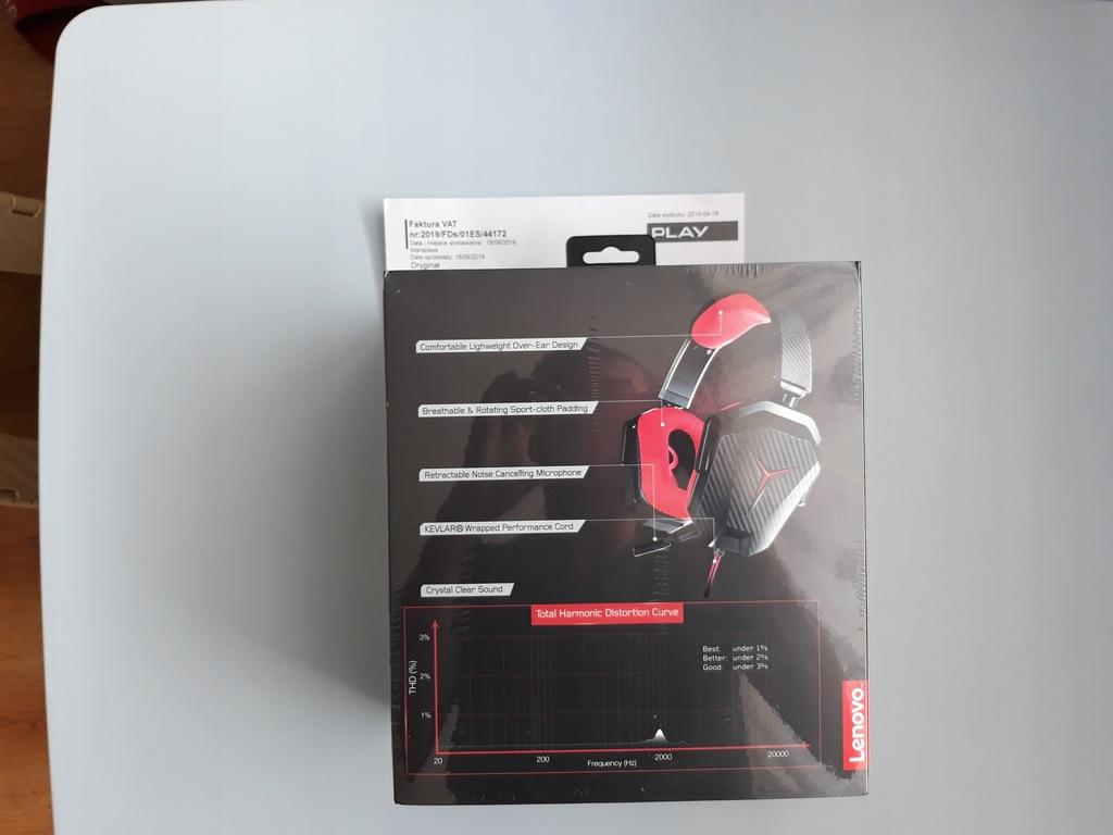 Słuchawki do pc Lenovo Y Gaming Stereo