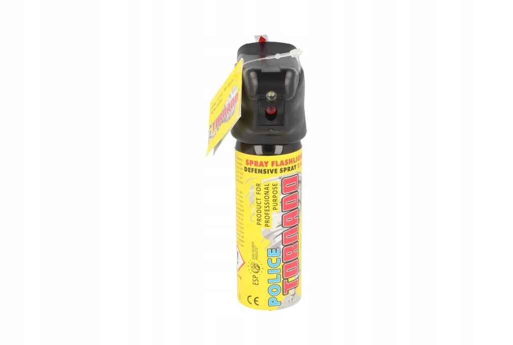 Gaz pieprzowy ESP Tornado (LED) 63 ml (SFL-01-63)