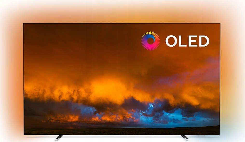 Telewizor PHILIPS LED 55PUS7855/12 4K SMART HDR