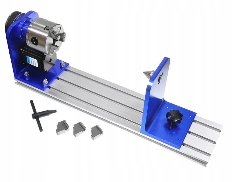 Głowica przystawka oś obrotowa laserów ploter CO2