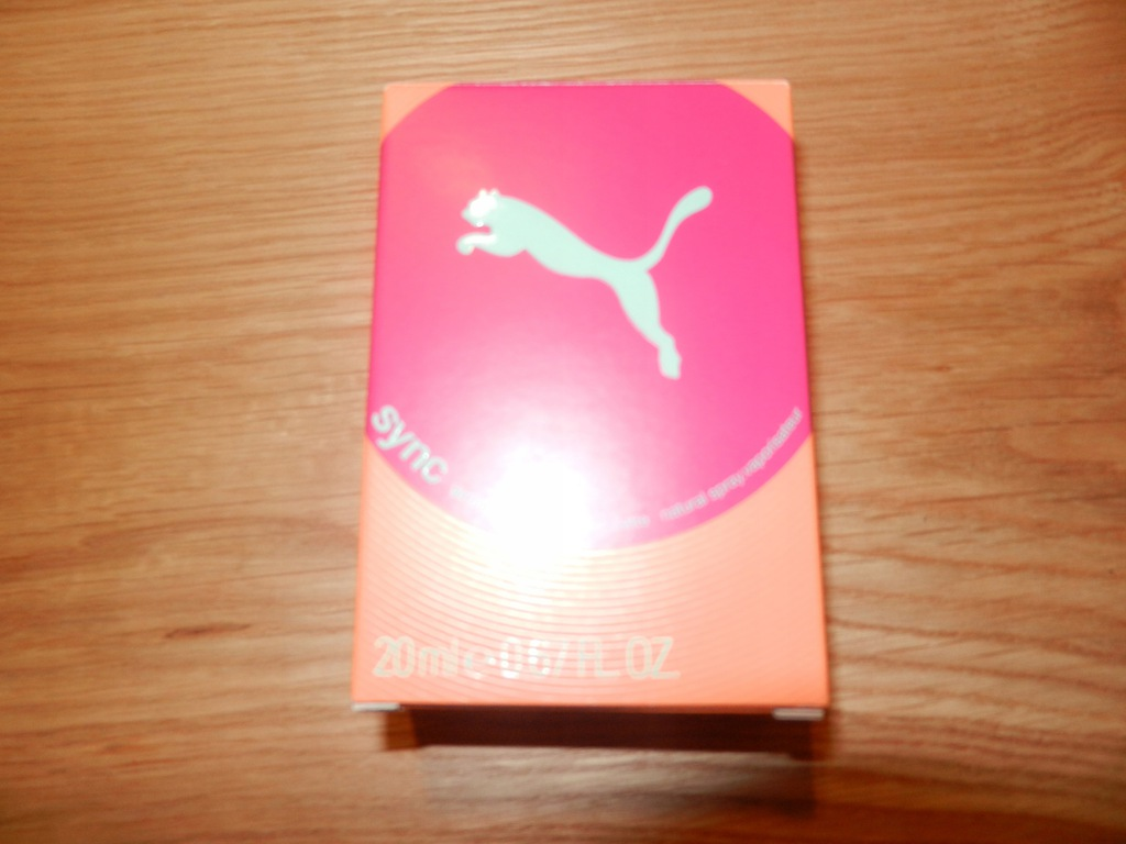 zestaw Puma Sync Woman 20ml edt spray + 50ml deo