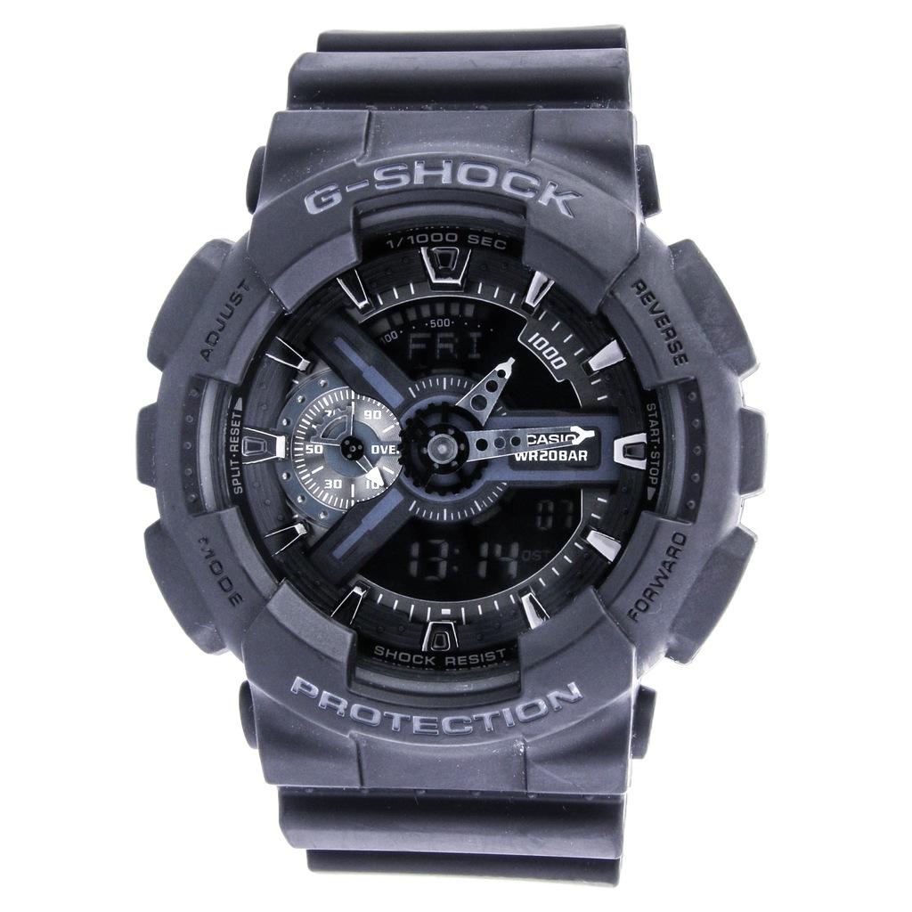 Zegarek CASIO GA-110-1BER CHRONO G-SHOCK 20 ATM