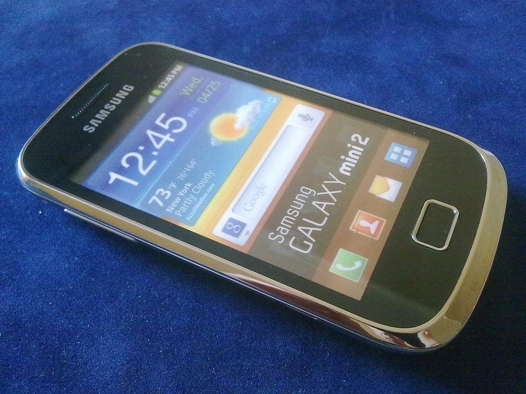 Telefon SAMSUNG Galaxy mini 2 atrapa NOWY Kolekcja
