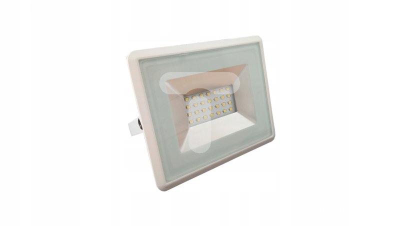 Naświetlacz LED VT-4021W 20W 4000K 1700lm IP65
