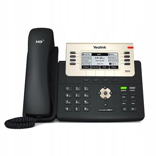 YEALINK Telefon SIP-T27G