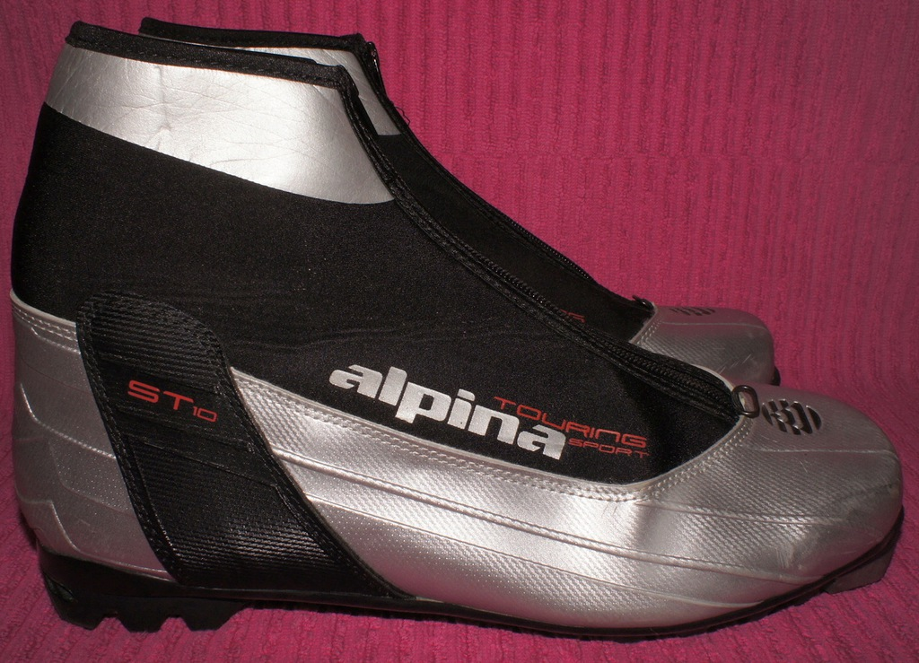 ALPINA ST10 - BUTY NARCIARSKIE BIEGOWE 48; 315mm