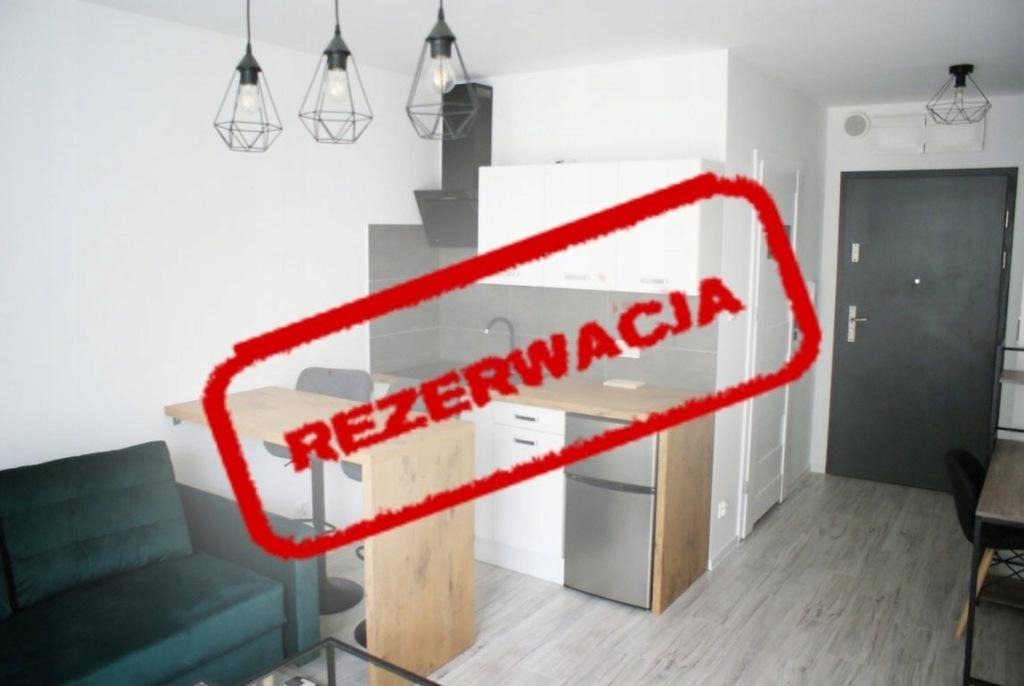 Mieszkanie, Poznań, Nowe Miasto, 20 m²