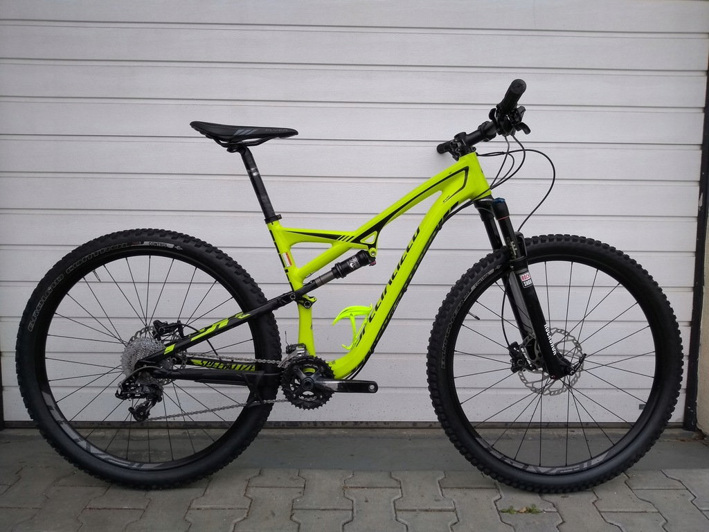 Specialized Camber EVO 29 L FOX Reba AM Full 120mm