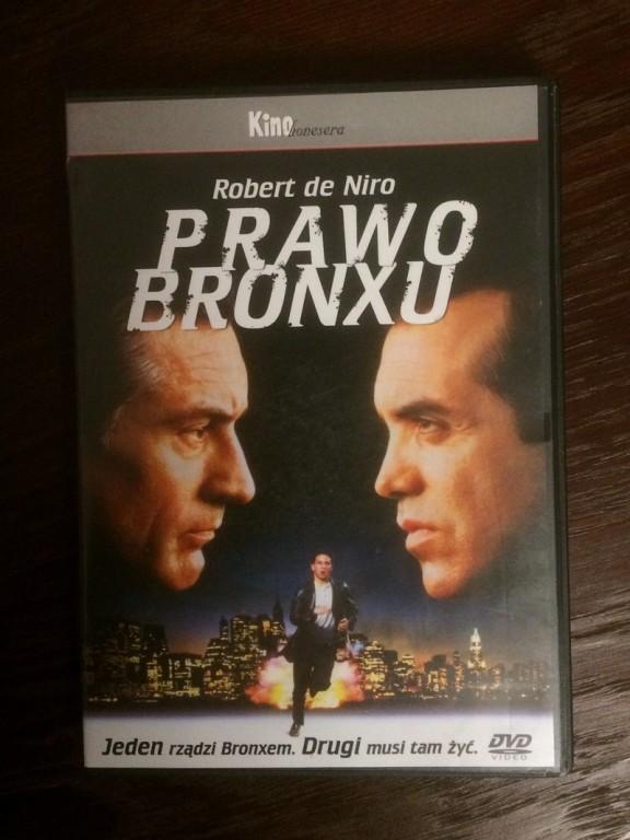 """Film DVD """"Prawo Bronxu"""" - Robert De Niro (1993)"""