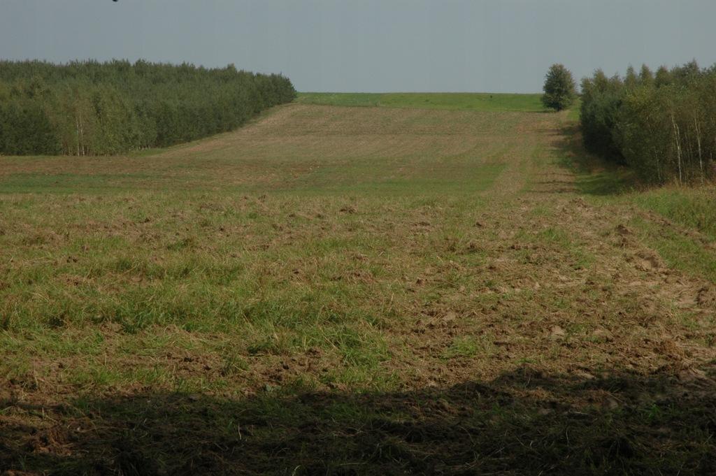 Piękna działka rolno-bud. na wzniesieniu nad Wisłą