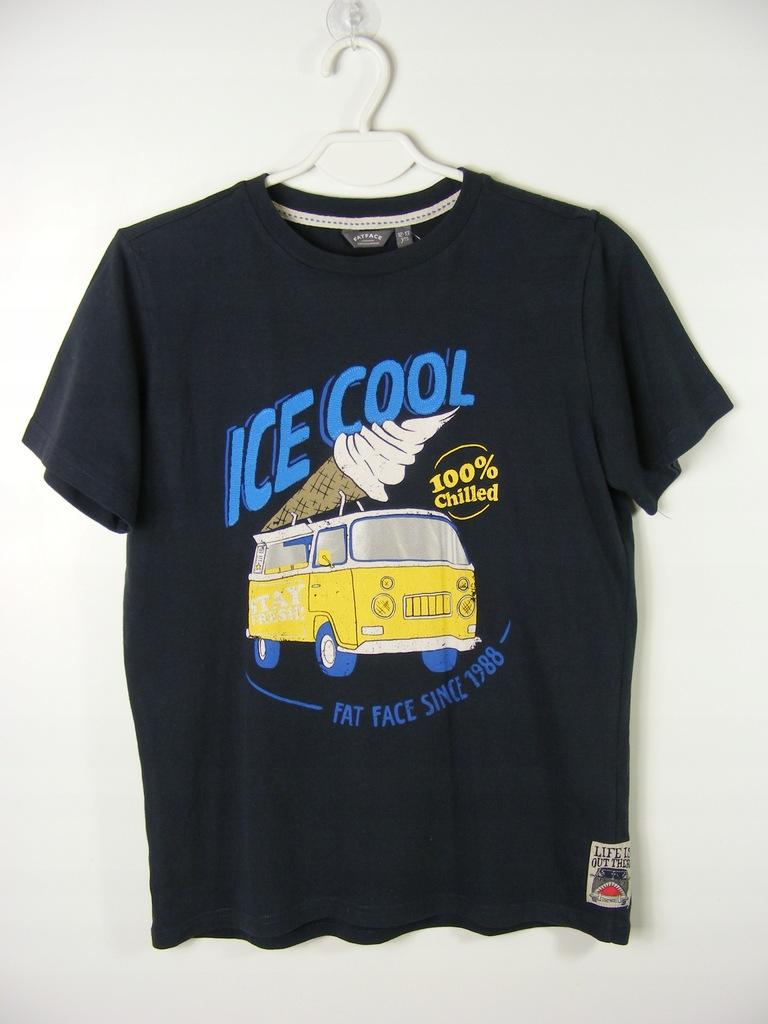 FATFACE koszulka z aplikacją 12-13 lat 158 cm