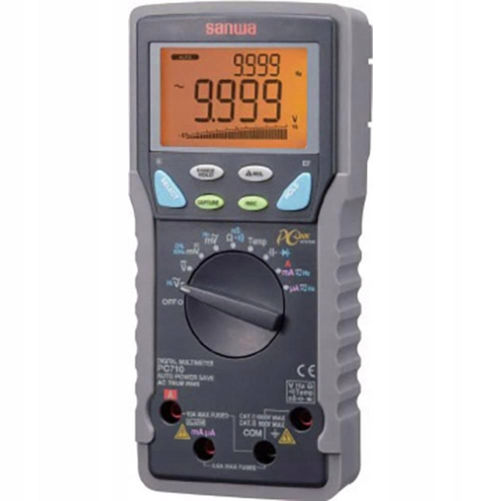 Multimetr cyfrowy Sanwa Electric Instrument PC710